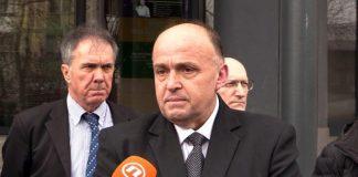 Ministar zdravstva i predsjednik Kriznog štaba za praćenje novog koroonavirusa ZDK dr. Adnan Jupić