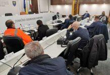 21. sjednica Ekonomsko-socijalnog vijeća ZDK