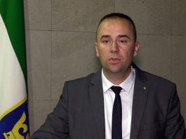 Fahrudin Čolaković, ministar za boračka pitanja