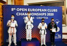 Fahrudin Adilović kadetski evropski klupski prvak
