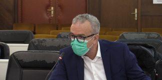 Dr. Rasim Skomorac, direktor Kantonalne bolnice Zenica