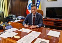 Mirnes Bašić, vršilac dužnosti premijera ZDK