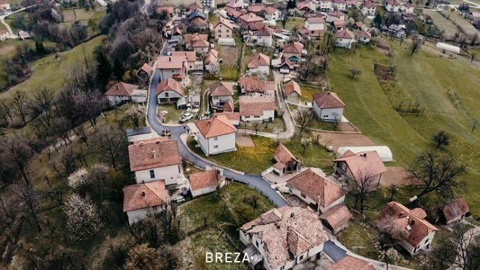 Naselje Borak - foto: Breza.info