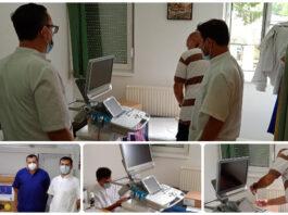 Opća bolnica Tešanj dobila novi ultrazvučni aparat