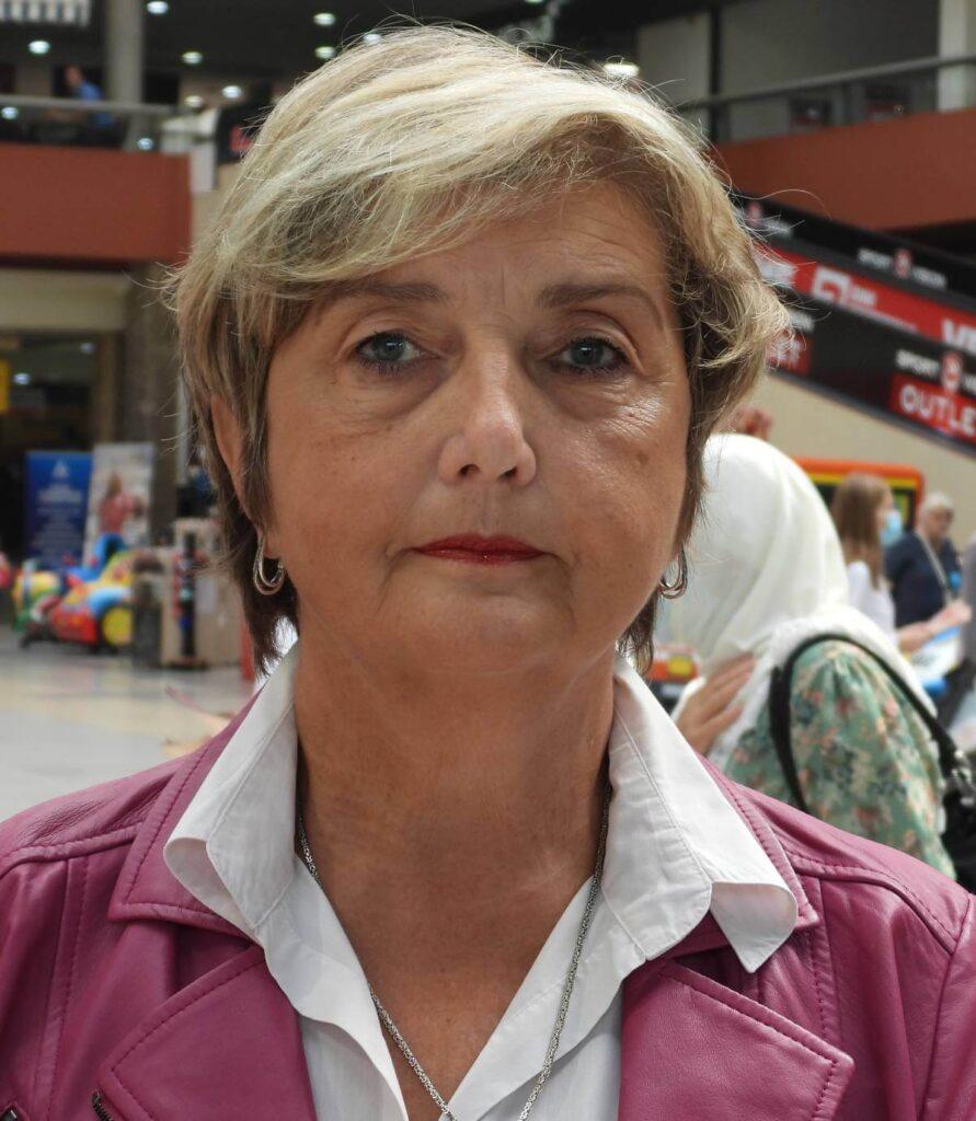 Prof.dr. Belma Pojskić, načelnica Službe za interne bolesti sa hemodijalizom Kantonalne bolnice Zenica