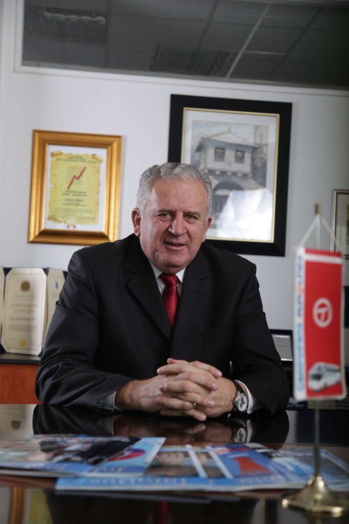 Direktor Centrotransa Safudin Čengić