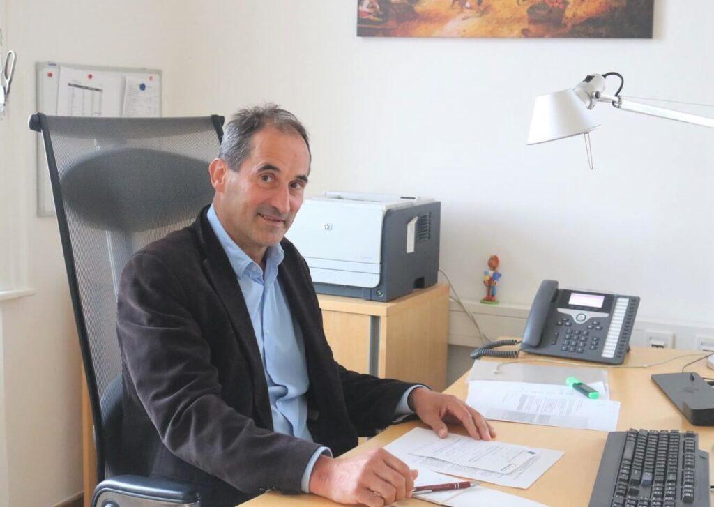 Direktor Sekretarijata energetske zajendice Janez Kopač / Foto: Naratorium