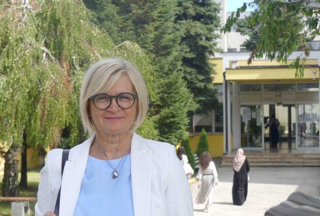 Profesorica na Medicinskom fakultetu u Tuzli dr. Nurka Pranjić / Foto: Naratorium
