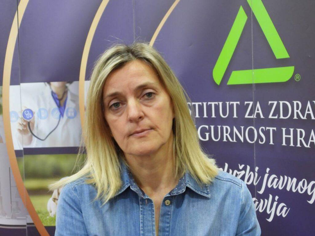 """Dr. Violeta Santrač iz Veterinarskog Instituta RS """"Dr. Vaso Butozan"""" Banja Luka"""